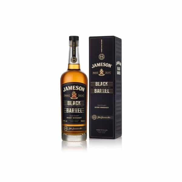 jameson black barrel irish whiskey - spirits for sale online