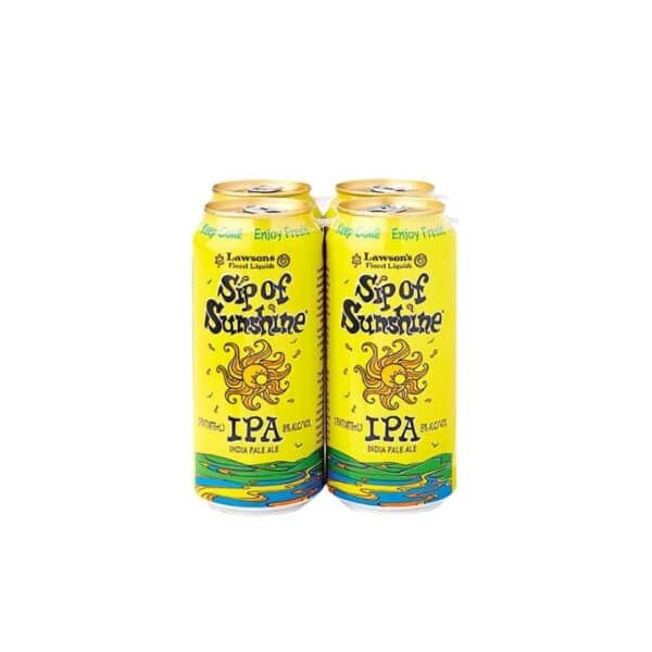 lawsons sip of sunshine ipa - beer for sale online