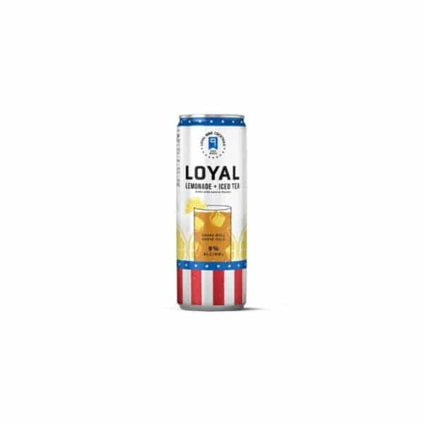 loyal lemonade half and half canned cocktail for sale online