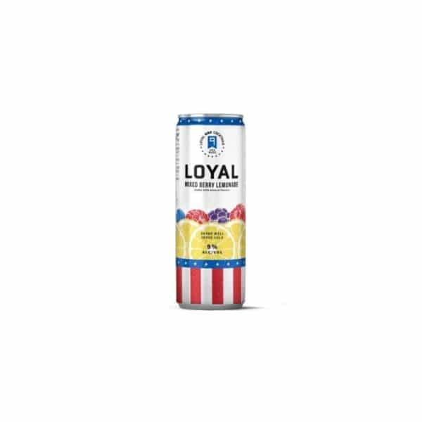 loyal mixed berry lemonade canned cocktail for sale online