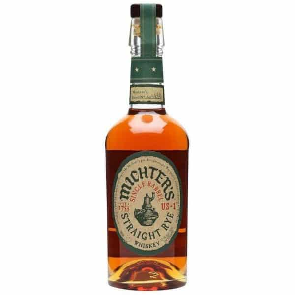 michters-straight-rye - whiskey for sale online