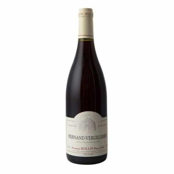 pernand-vergelesses-rollin pinot noir - red wine for sale online