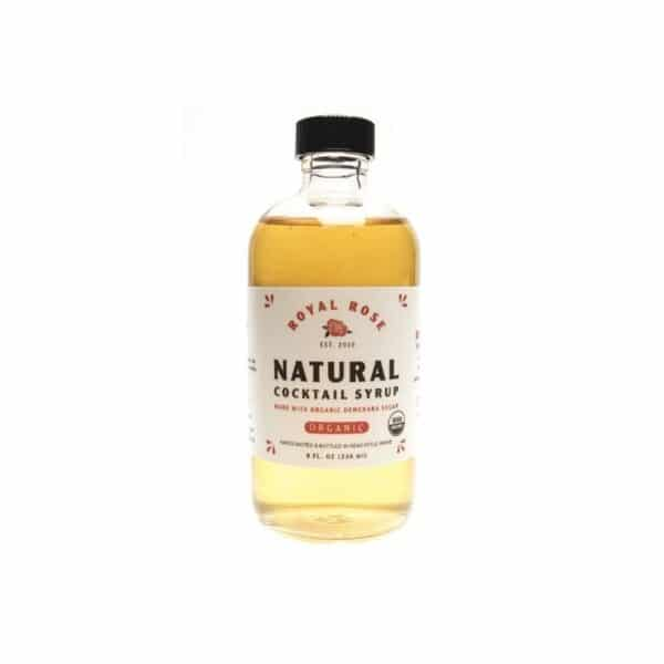 royal rose natural cocktail syrup - cocktail mixers for sale online