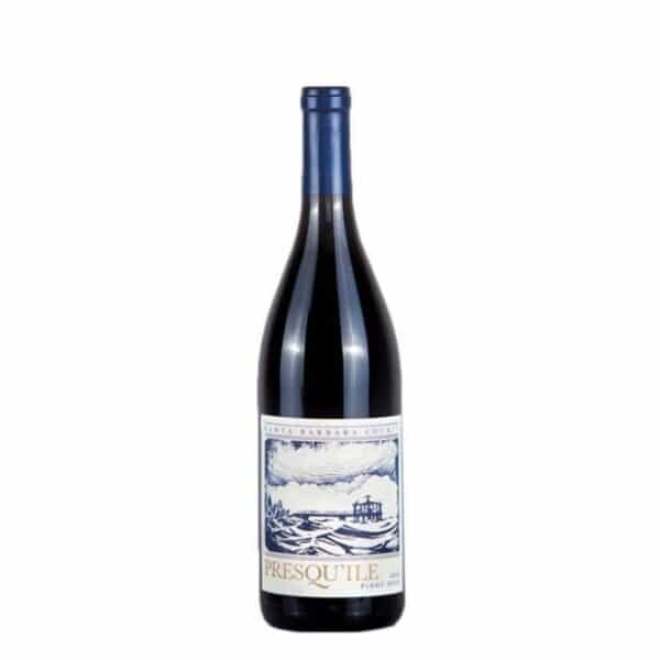presquile santa barbera pinot noir - red wine for sale online
