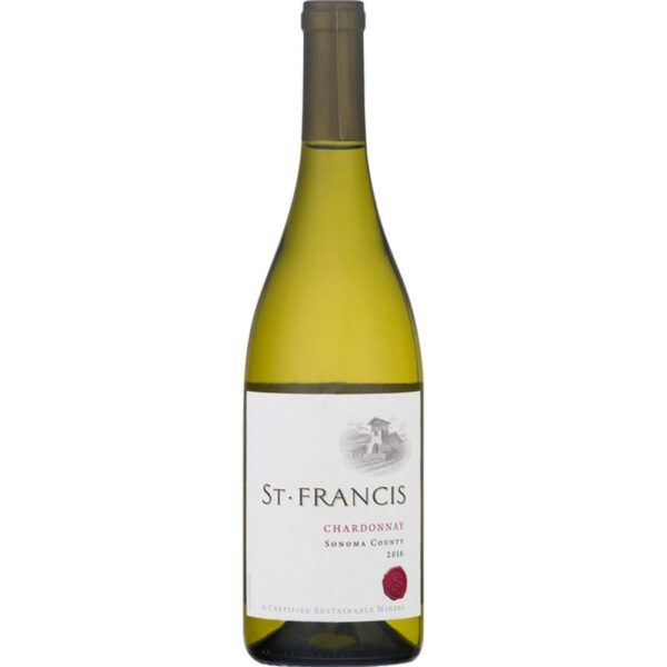 st francis chardonnay - white wine for sale online