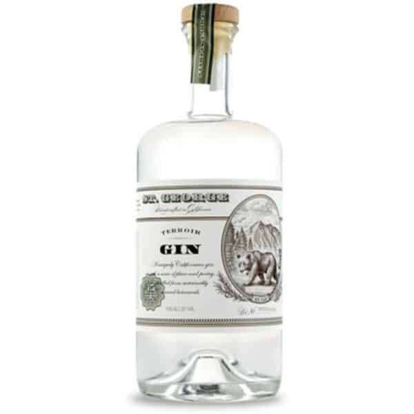 st george terroir gin - gin for sale online