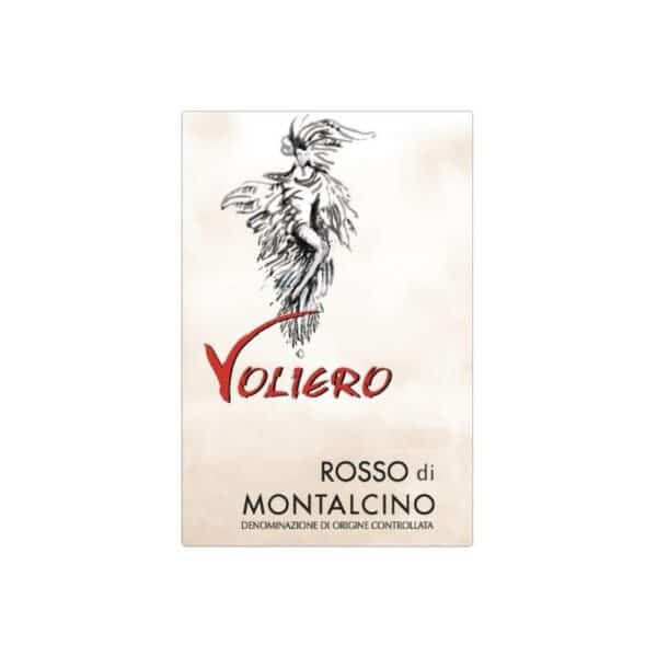 voliero uccelliera rosso di montalcino - red wine for sale online