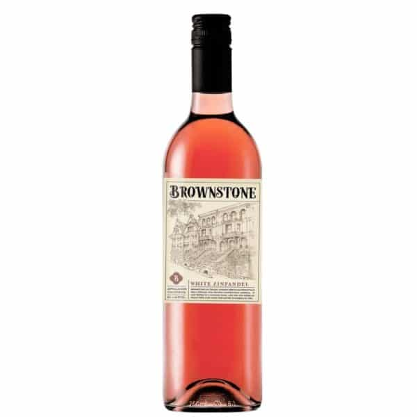 Brownstone White Zinfandel For Sale Online