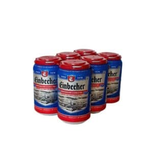 EINBECKER NON-ALCOHOLIC PILSNER CANS 6PK BEER - non alcoholic beer for sale online