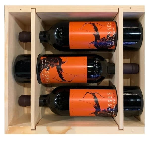 Ulysses Cabernet Sauvignon Vertical 201 2015 2016 For Sale Online