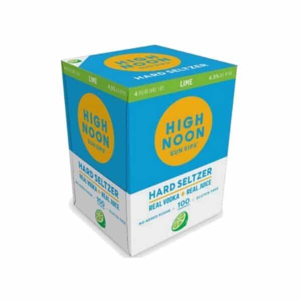 high noon sun sips lime - high noon for sale online