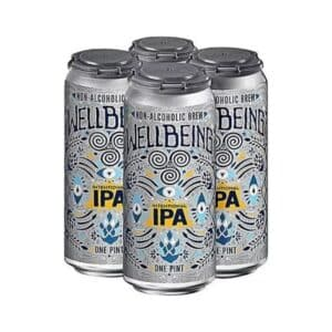 Wellbeing Non Alcoholic IPA