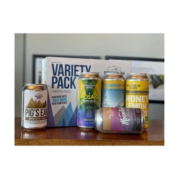 woodstock inn variety pack - beer for sale online