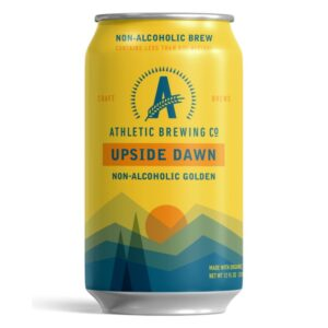 ATHLETIC UPSIDE DAWN GOLDEN ALE - NON ALCOHOLIC BEER FOR SALE ONLINE