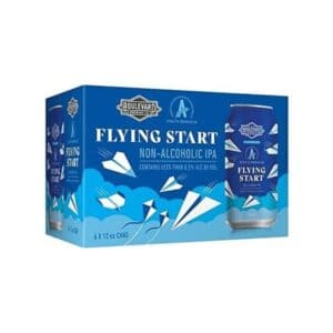 boulevard athletic flying start ipa - non alcoholic beer for sale online