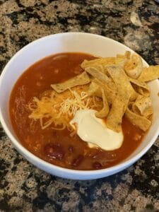 Game Day Beef Chili