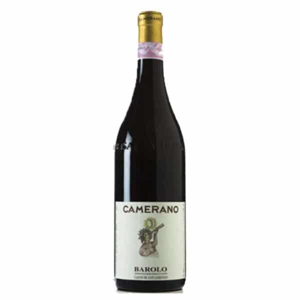 CAMERANO BAROLO CANNUBI - red wine for sale online