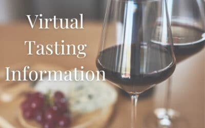 Embracing Virtual Tastings