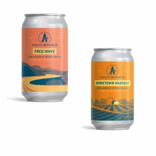 athletic brewing special select ipa - non alcoholic beer for sale online