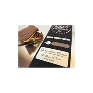 auras chocolate bar sommelier series milk chocolate cava - chocolate for sale online