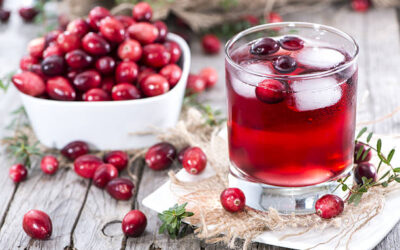 Triple Eight Cranberry Cocktail