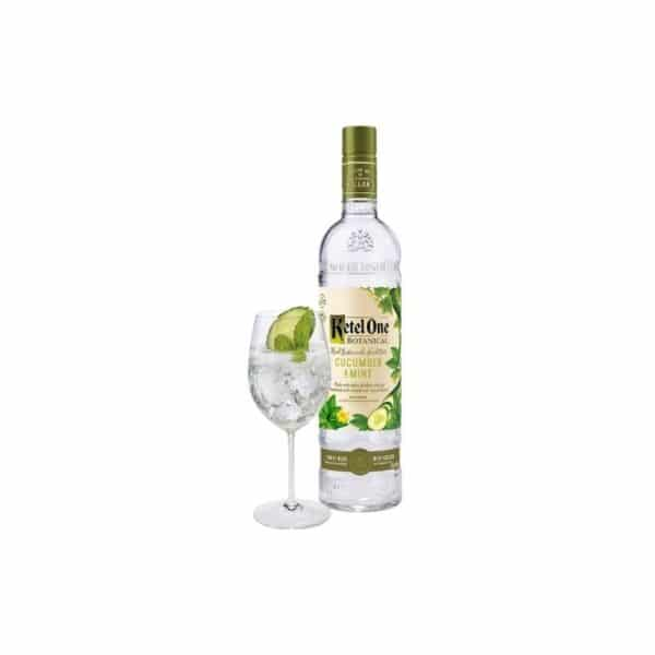 KETEL ONE CUCUMBER MINT BOTANICAL VODKA - VODKA FOR SALE ONLINE