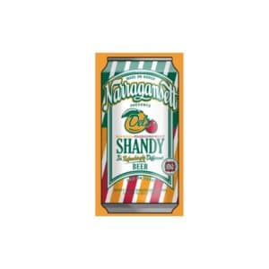 narragansett dels mango passionfruit shandy - beer for sale online