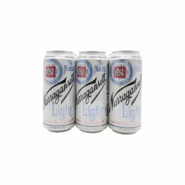 narragansett light beer 6 pack - beer for sale online