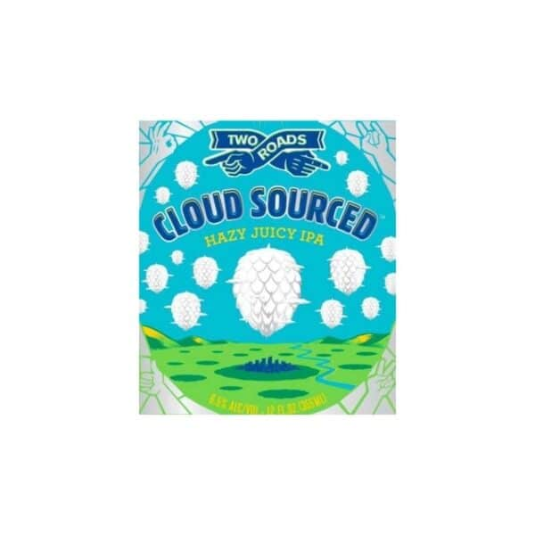 two roads cloud sourced ipa beer - ipa for sale online
