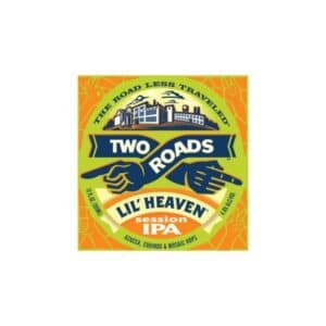 two roads lil heaven session ipa beer - ipa for sale online