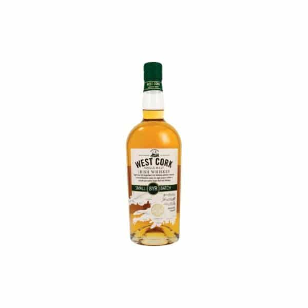 west cork 8 year small batch irish whiskey - whiskey for sale online