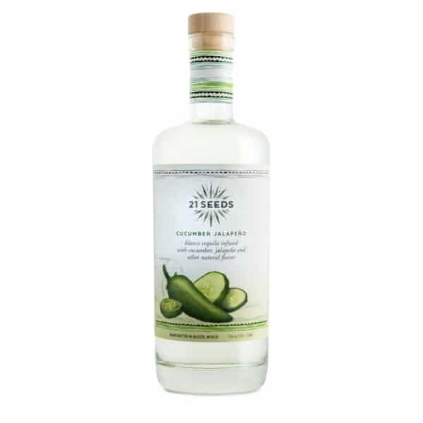 21 Seeds Cucumber Jalapeno Tequila For Sale Online