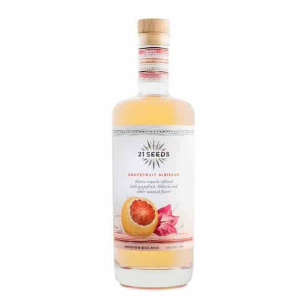 21 Seeds Grapefruit Hibiscus Tequila For Sale Online