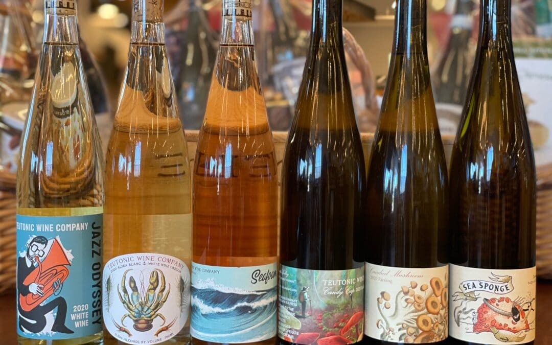 Vineyard Spotlight: Teutonic Wines