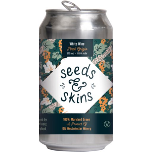 Old Westminister Cans Seeds & Skins