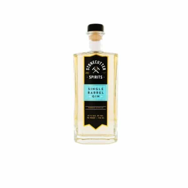 Stonecutter Single Barrel Gin For Sale Online