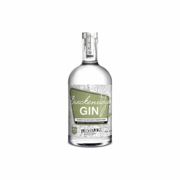 breckenridge gin - spirits for sale online