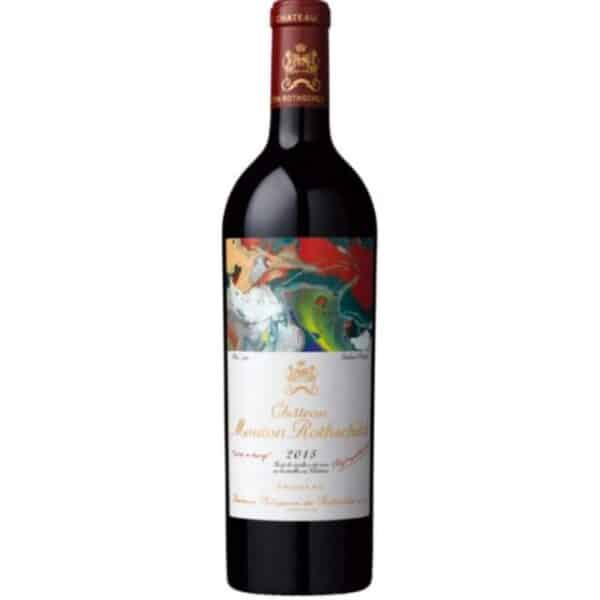 chateau mouton rothschild 2015 - red wine for sale online