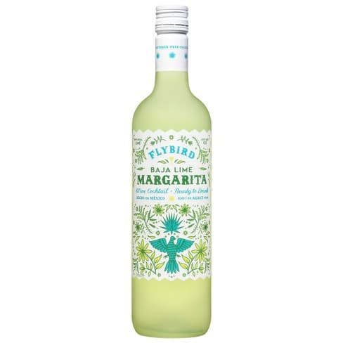 Flybird Baja Lime Margarita Mix