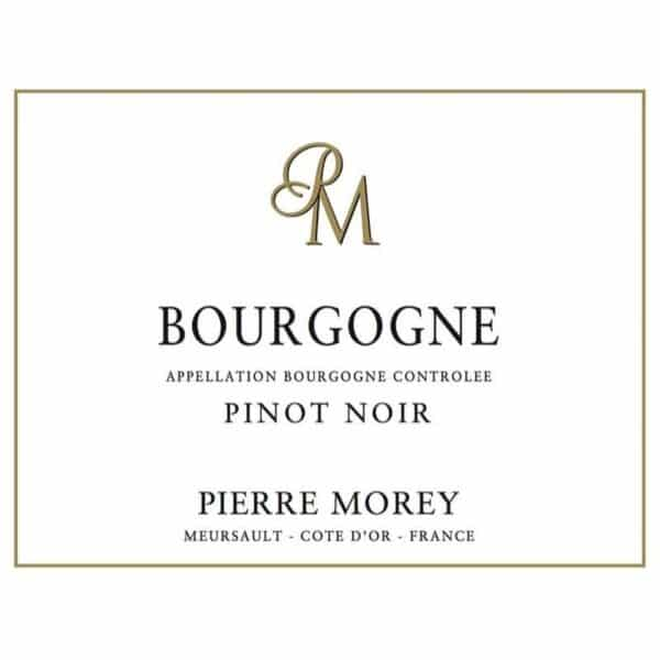 pierre morey bourgogne rouge pinot noir - red wine for sale online