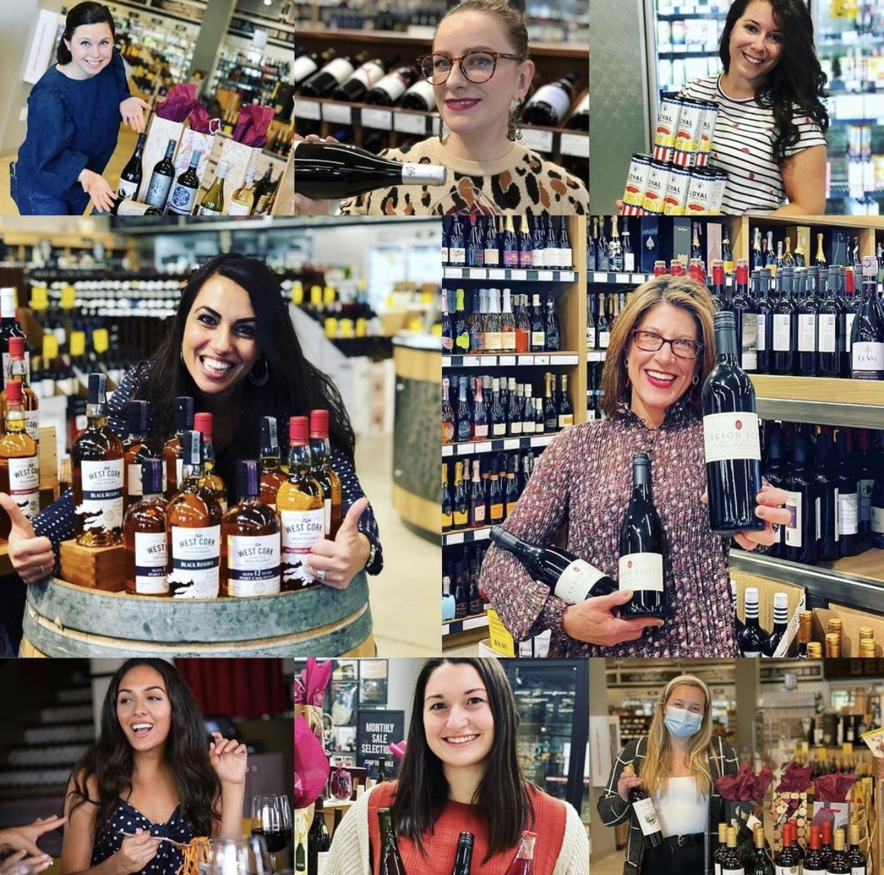 the savory grape team shares their favorite female winemakers and distillers