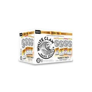 white claw iced tea variety pack- seltzers for sale online
