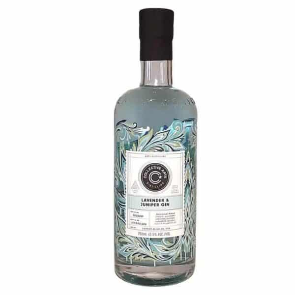 Collective Art Juniper and Lavender Gin