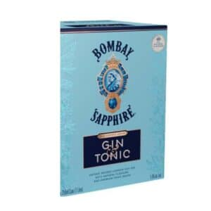 Ready to drink bombay sapphire gin and tonic for sale online
