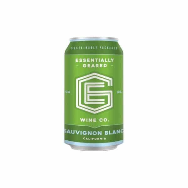 essentially geared sauvignon blanc - canned wine for sale online