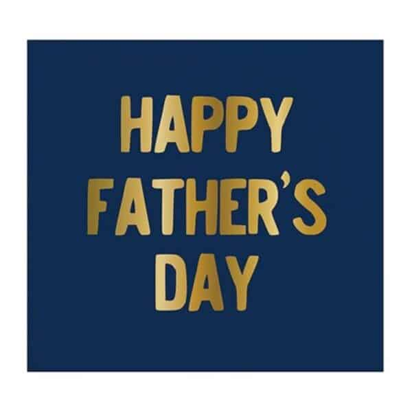 happy father's day napkin - beverage napkins for sale online
