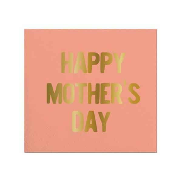 happy mothers day napkins - napkins for sale online