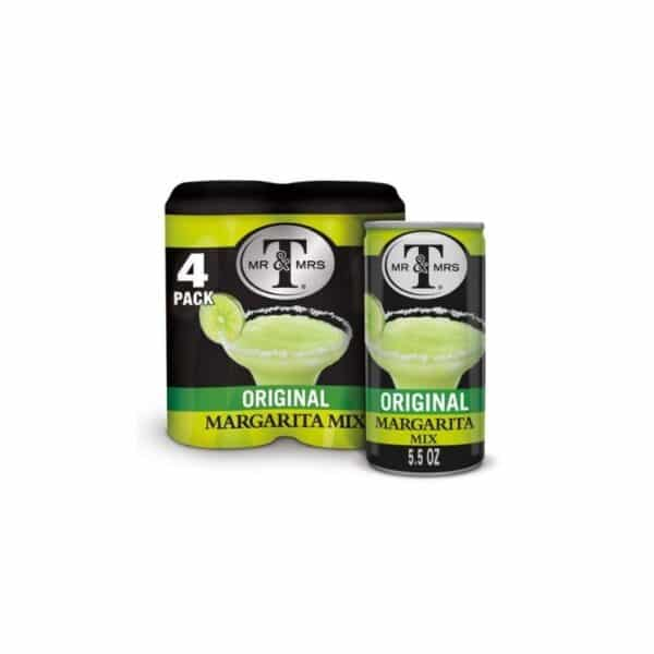 mr and mrs t's margarita mix - cocktail mixers for sale online
