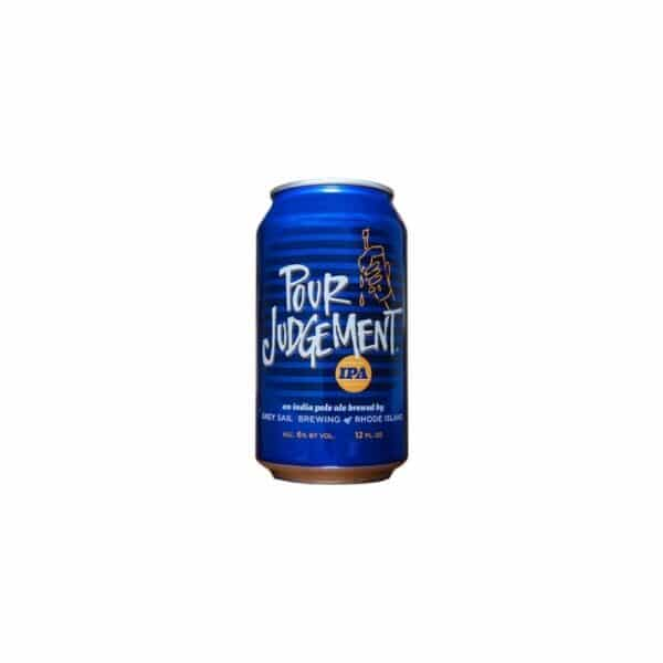 pour judgement ipa grey sail - rhode island beer for sale online