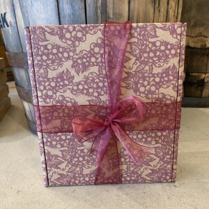 three bottle grape gift box - gift wrapping for sale online